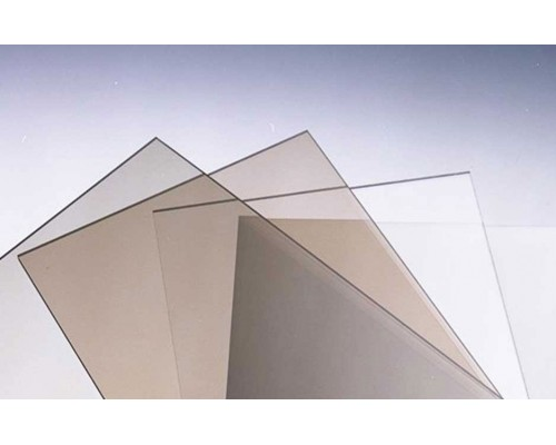 Монолитный поликарбонат 2 мм (цветной)